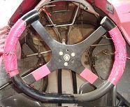 Kart Steering Wheel