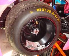 Dunlop Kart Tire